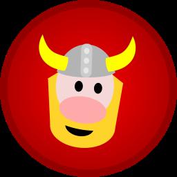 Yalw, the mighty Viking (Login Widget)
